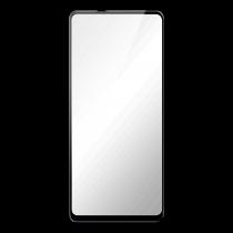 DELTACO ekrāna aizsargs Samsung Galaxy A21s 2.5D pilns pārklājums
