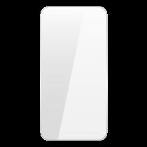 DELTACO ekrāna aizsargs, Galaxy A40, 2.5D pilna pārklājuma stikls