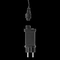 DELTACO SMART HOME WiFi strāvas adapteris gaismas ķēdēm, iekštelpās / ārā