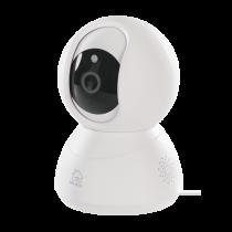 DELTACO SH-IPC03 PTZ indoor IP camera, 2.4GHz, white