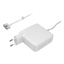 Magsafe 2 60W maiņstrāvas adapteris Apple Macbook Pro, 16.5V, 3.65A, balts
