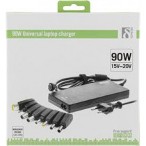 NB Power adapter - external DELTACO SMP-90WR