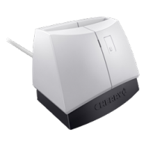 Card reader CHERRY, USB, white / ST1144