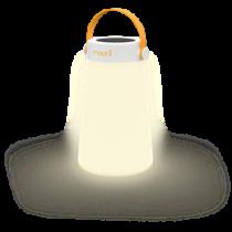 TakeMe Speaker, LED, 10W Speaker, Bluetooth, WireFree MOONI white / TAKEMESP