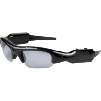 Video-sports glasses Technaxx VGA, black / TECH-008