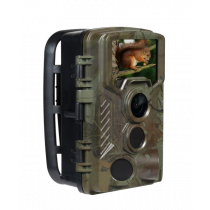 Technaxx Nature Wild Cam 8MP, Full HD, IP56, PIR sensor, IR, LCD, green / TECH-174