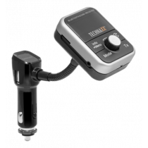 Transmitter Technaxx bluetooth, USB-A, gray / Trendgeek-06