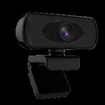 Tris 1080P tīmekļa kamera ar mikrofonu
