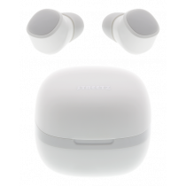 STREETZ True Wireless Stereo in-ear, IPX6, charge case, white