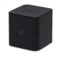 Access point Ubiquiti airCube AC Dual-Band, PoE in/out, wide antenna, black / UBI-ACB-AC