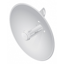 Ubiquiti PBE-M5-400 AirMax PowerBeam, 5GHz, 150+ Mbps, up to 25km, 802.11n, PoE, white PBE-M5-400 / UBI-PBE-M5-400