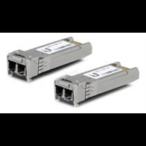 Ubiquiti U Fiber Multi-Mode - SFP Transmitter / Receiver (Mini GBIC),(Package of 2) UBI-UF-MM-10G / UBI-UF-MM-10G