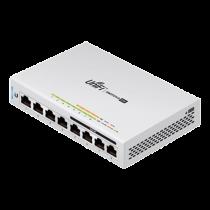 Ubiquiti UniFi Switch US-8-60W - Switch - Managed - 4 x 10/100/1000 + 4 x 10/100/1000 (PoE) - desktop model - PoE