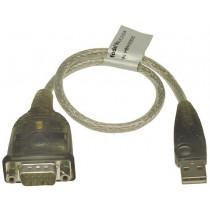 ATEN USB to Serial Adapter RS-232 DB9ha, 0.35m UC-232A9 / UC232A-AT