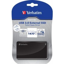 External SSD disc Verbatim / V47622