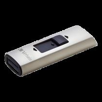 USB 3.0 memory Verbatim VX400 256GB, silver / V47691