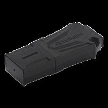 USB 2.0 memory Verbatim ToughMAX 32GB, black / V49331