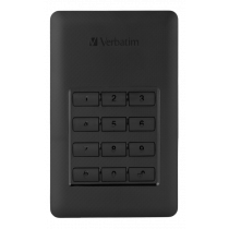 Hard drive Verbatim Store 'n' Go Portable 1 TB, USB 3.1 / V53401