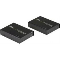 ATEN HDMI Extender Over Cat5e, HDCP, HDMI, 1080p, 100m, Black VE812