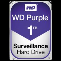 """Western Digital Purple Surveillance Hard Drive, 1TB, 3.5 """", SATA 6GB / s, 5400 RPM, 64MB Cache / WD10PURZ"""
