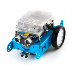 Robot Kit MakeBlock mBot STEM Blue, IR 2,4GHz / 90058