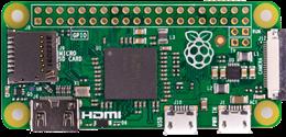 Separate GPIO pin list, microSD Raspberry Pi Zero green