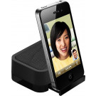 Speaker and stand DIVOOM, 3W, black /  IFIT-1