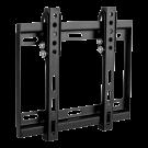 "Wall mount QNECT 23""-42"", max 35kg., VESA 75x75 to 200x200, tiltable,  black / QNE-1002"