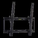 Настенное крепление QNECT до 75 кг., VESA от 75x75 до 400x400, черное / QNE-1003
