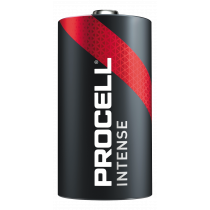 Batteries Procell Alkaline Intense D, 1,5V, 10pcs. / 184808