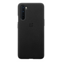 "Bumper Case OnePlus Nord ""Sandstone"", black / 6060002"