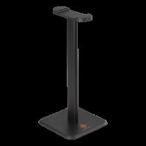 Headphone holder DELTACO GAMING non-slip, black / GAM-071