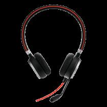 Headphone Jabra EVOLVE 40 UC Stereo, with microphone, black / JABRA-309