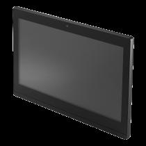 """All-In-One PC Shuttle XPC Barebone, for POS, POI, 19,5"""", multi-touch, i3-7100U, black / PAB-P90U301 / P90U3-B"""