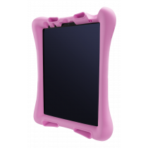 """Silicone case DELTACO iPad Air 10.9""""/Pro 11"""" 2020/2021, stand, pink / TPF-1311"""