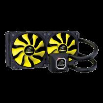Akasa Venom A20 High Performance Water Cooler, All-In-One, 2x 120mm AK-LC4002HS01 / AK-085