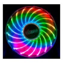 AKASA Vegas 120mm X 7 RGB LED fan / AK-FN093