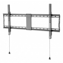 "DELTACO OFFICE Fixed wall mount, foldable, 43 ""-90"", 70 kg, black, 200x200-800x / ARM-0202"