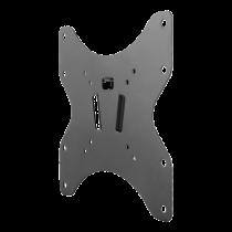 "DELTACO Fixed wall bracket, 23-42 ""up to 35 kg, compact, VESA, black ARM-1050"