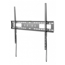 "Deltaco fixed wall mount for monitor / TV, 60 ""-100"", 75kg, VESA, curved TV, black ARM-1152"