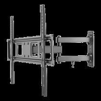 "DELTACO, full-motion 3-way wall, 37""-70"", 35kg, 200x200-600x400 black / ARM-1201"