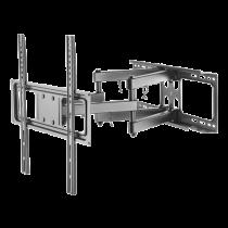 "DELTACO, full-motion 3-way wall, 32""-55"", 40kg, 200x200-400x400 black / ARM-1202"