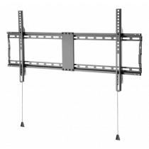 "DELTACO Heavy-duty wall mount, 43-90 "", fixed, VESA, 70 kg, 2.9 cm, black / ARM-466"
