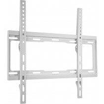 "DELTACO wall mount for TV / screen, 32-55 "", max 40 kg , VESA 75x75 to 400x400mm, white "", fixed / ARM-522"