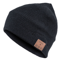 GADGETMONSTER Music Hat, warming hat with built-in headphones, Bluetooth GDM-1014