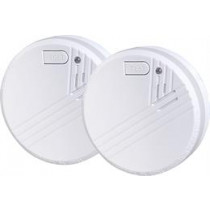 Nexa KD-134A, 2 pcs Smoke detector, 85dB at 3m, Function Light,  , White   BV-106 / 13314