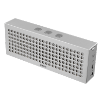 Speaker STREETZ 6W, Bluetooth, microSD, silver / CM736