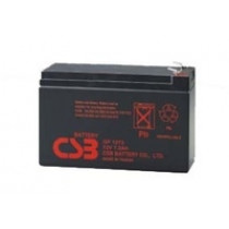 Lead acid battery 12V 7.2Ah F2 Pb CSB  CSB-GP1272