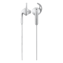 Earphone DeFunc Go SPORT , white / D0122