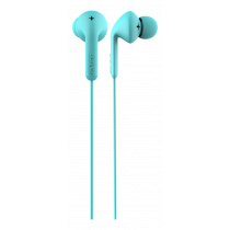 Earphone DeFunc Go MUSIC, blue / D0136